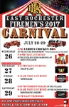 East Rochester Fire Department Carnival 2017